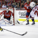 Ovechkin, Holtby help Capitals beat Devils, 6-2 The Associated Press
