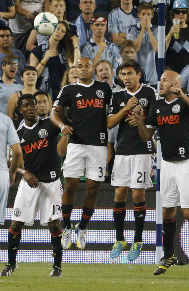 Casey's goal lifts Union to 1-0 win