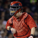 Red Sox place C Hanigan on DL with fractured right pinkie The Associated Press