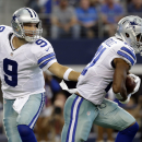 Romo, Murray carry Cowboys past Giants 31-21 The Associated Press