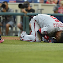 Scherzer takes perfect game into 6th, Nats beat Phils 5-2 The Associated Press