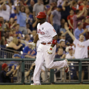 Ryan Howard, Cole Hamels lead Phillies past Harvey, Mets The Associated Press