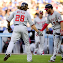 Homer-happy Nationals beat Dodgers 6-4 The Associated Press