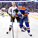 Taylor Hall's hat trick leads Oilers over Avs 8-2 The Associated Press