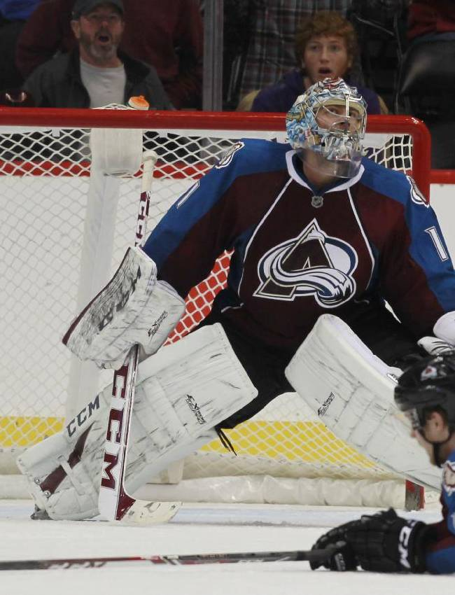 Grabner's OT goal lifts Islanders past Avs 2-1