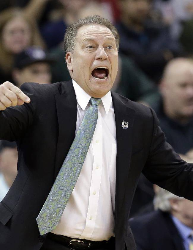 Michigan State's Izzo wants to prove people right