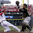 Reds rally for 6-5 win over Pirates The Associated Press