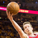 Chicago Bulls v Cleveland Cavaliers - Game One Getty Images