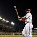From HRs to ejections, rarely a dull moment for Bryce Harper The Associated Press