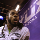 Column: Sherman provides some levity for this Super Bowl The Associated Press