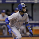 Reyes, Dickey lead Blue Jays over Rays 8-2 The Associated Press