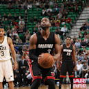 Wade scores 29 to lead Heat past Jazz, 100-95 The Associated Press