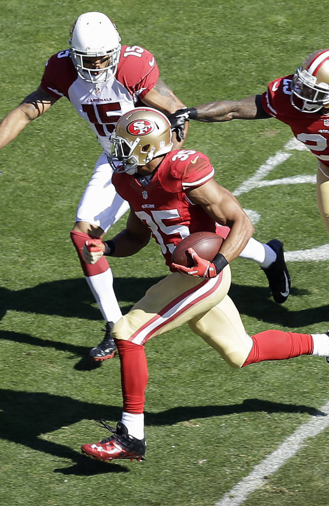 49ers are back to their turnover-creating ways