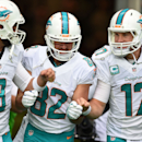 Tannehill leads Dolphins over Raiders 38-14 The Associated Press