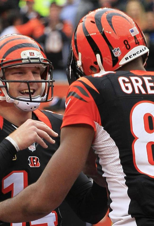 Bengals' title means they've finally made it