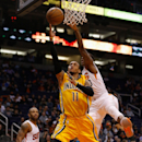 Indiana Pacers v Phoenix Suns Getty Images