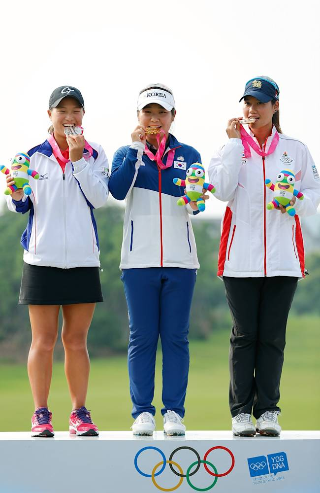 2014 Summer Youth Olympic Games - Day 5