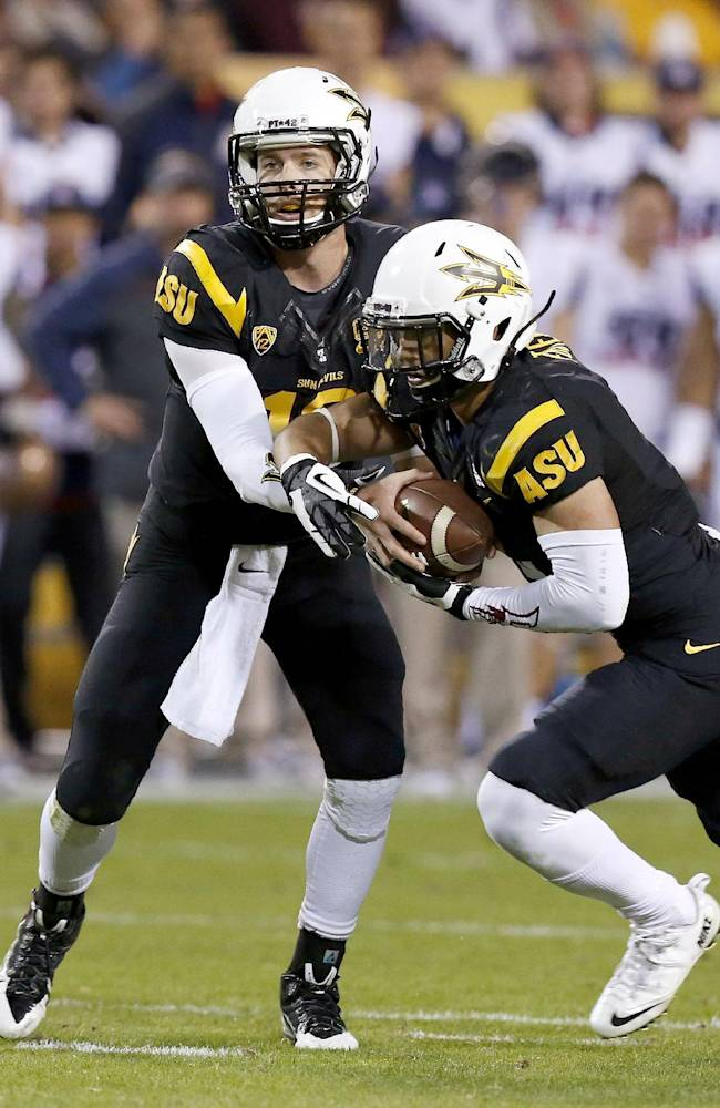Cardinal, Sun Devils face off in Pac-12 title game