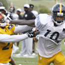 Receiver Martavis Bryant eyeing bigger role for Steelers The Associated Press