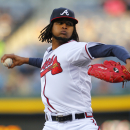 Santana shines in debut, Braves beat Mets, 4-3 The Associated Press