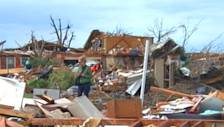 AFTER: Oklahoma Tornado Disaster