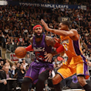 Raptors beat Lakers, clinch second straight division title The Associated Press