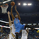 Durant leads Thunder over Pelicans, 109-95 The Associated Press