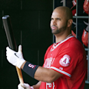 Pujols powering toward 500th homer The Associated Press