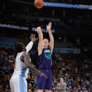 Cody Zeller scores 21, Hornets rout Nuggets 104-86 The Associated Press