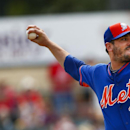 LEADING OFF: Harvey back, pitch clock starts in minors The Associated Press