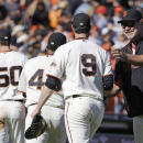 Giants have ample experience facing elimination The Associated Press