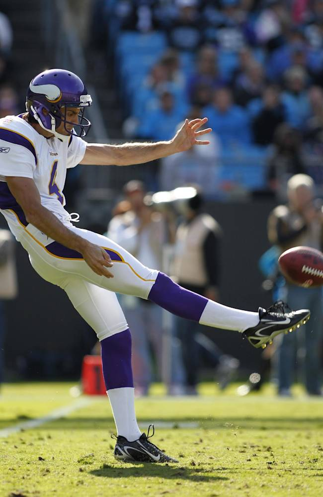 Vikings retain counsel to look into Kluwe charges