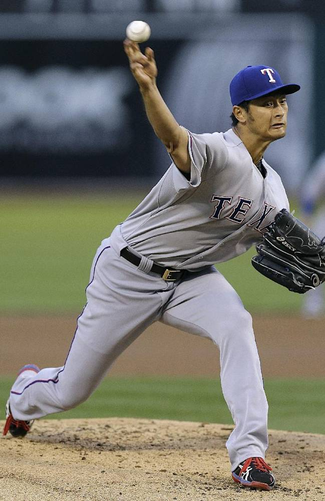 Rangers rally from early deficit to beat Athletics