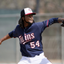 Twins pitcher Santana banned 80 games for positive drug test The Associated Press