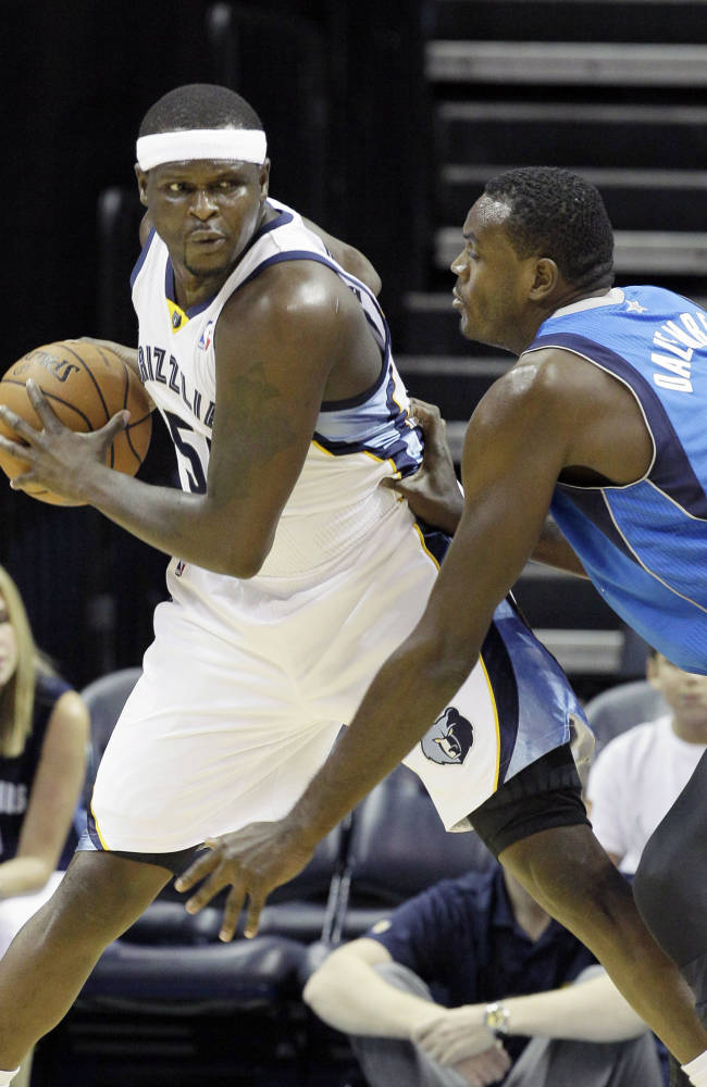 Mavericks beats Grizzlies 95-90