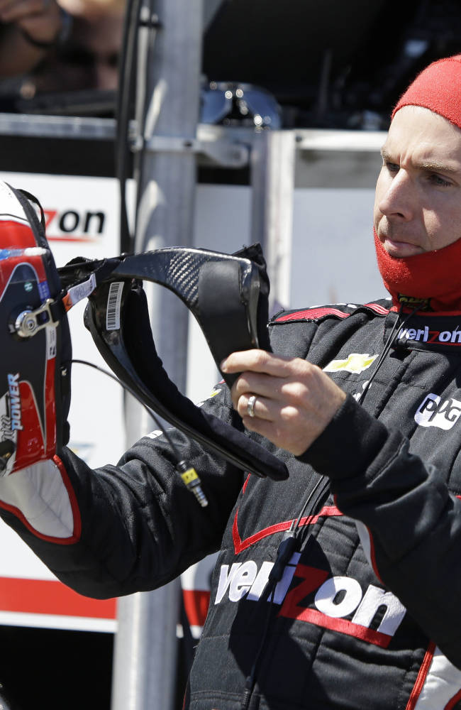 Will Power wins another IndyCar pole in Sonoma