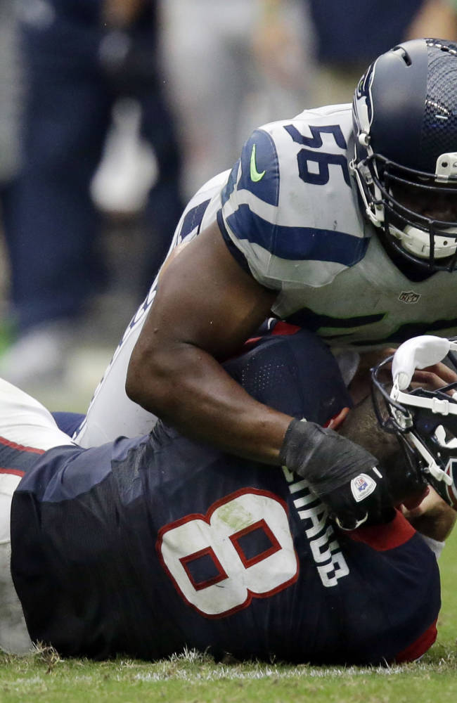 5 things to know from Seahawks' win over Texans