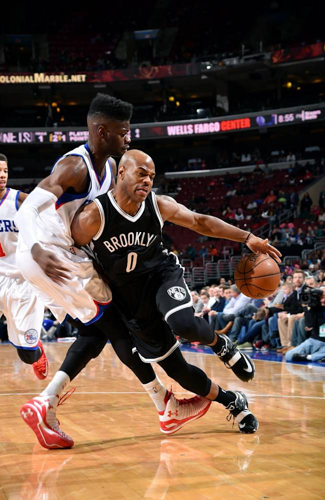 Anderson helps Nets beat winless 76ers 99-91