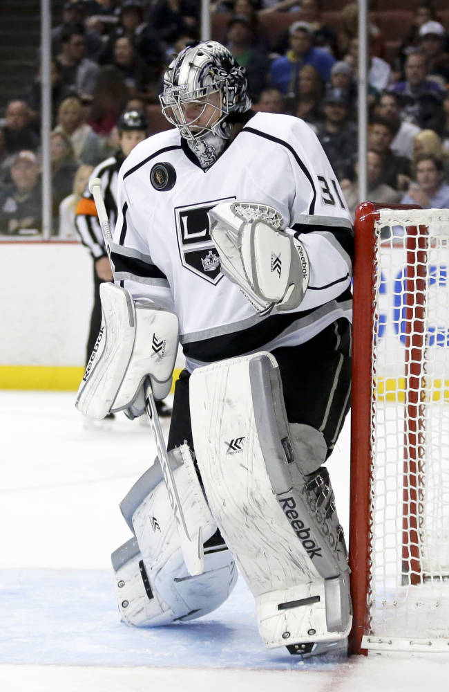 King's shootout goal puts LA Kings past Ducks 3-2