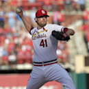 Lackey goes 7, Rosenthal holds on as Cardinals beat Royals The Associated Press