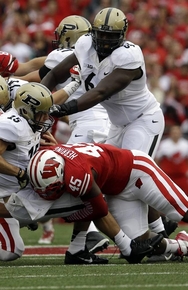 Purdue looking to move forward after latest loss