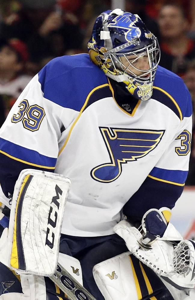 Miller not answer for Blues, out early again