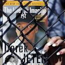 A New York Yankees fan holds Derek Jeter's autobiography, co-written with Jack Curry, hoping for Jeter's signature before a spring training baseball game against the Tampa Bay Rays in Tampa, Fla., Sunday, March 9, 2014 The Associated Press