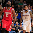 Houston Rockets v Denver Nuggets Getty Images