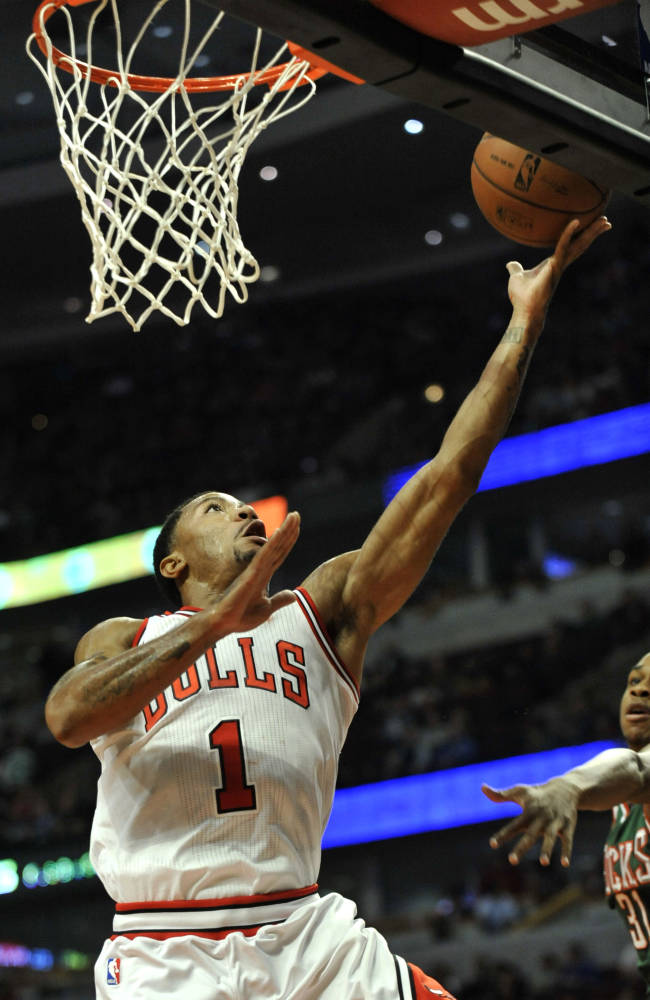 Rose scores 24 to keep Bulls unbeaten in preseason