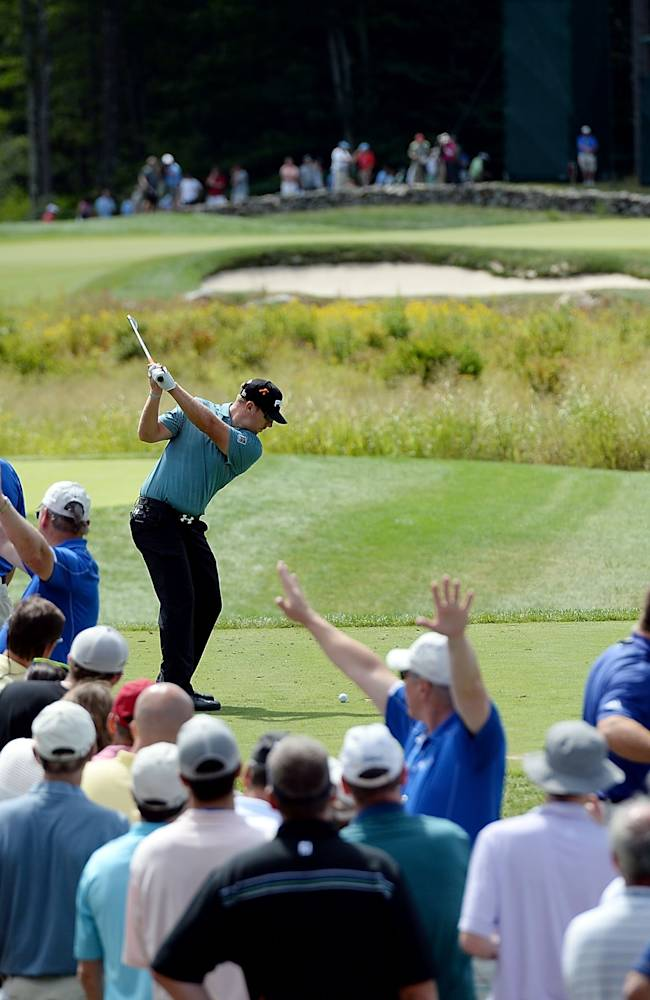 Deutsche Bank Championship - Round One
