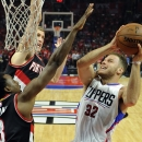 Portland Trail Blazers v Los Angeles Clippers - Game One Getty Images