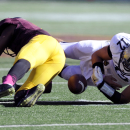 First-place Gophers trying to stay grounded The Associated Press