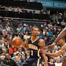 Hill's late layup lifts Pacers past Hornets, 103-102 The Associated Press