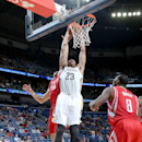 Davis powers Pelicans to 117-98 win over Rockets The Associated Press